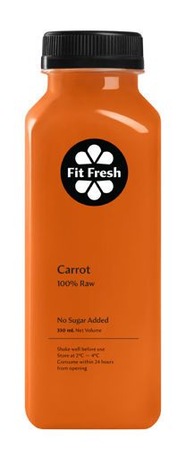 Picture of Fit Fresh Carrot Juice