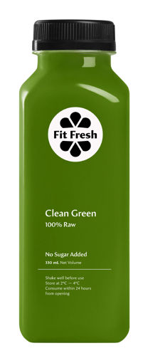 Picture of Fit Fresh Clean Green Juice