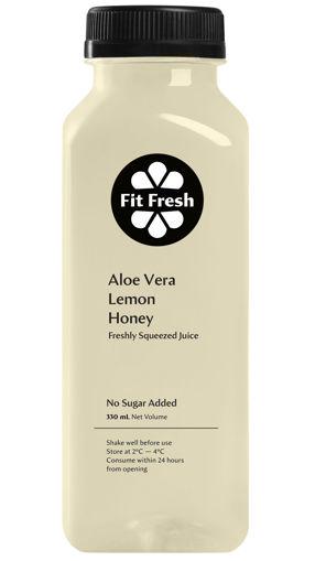 Picture of Fit Fresh Aloe Vera Lemon & Honey Juice