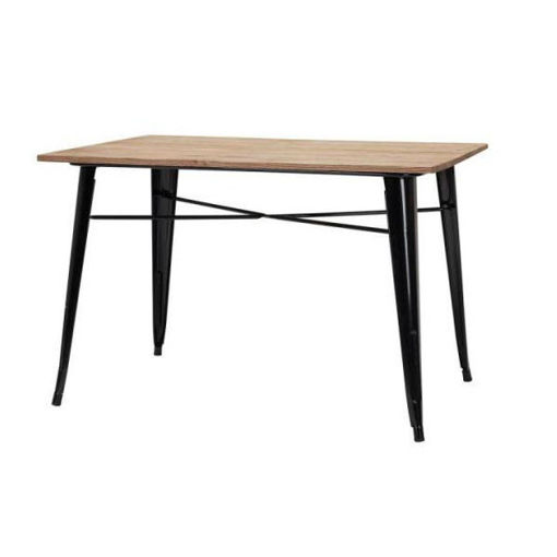 Picture of Montalbano Metal Rectangular Table