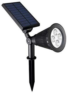 Picture of LED Solar Waterproof Adjustable Outdoor Garden Wall Lighting