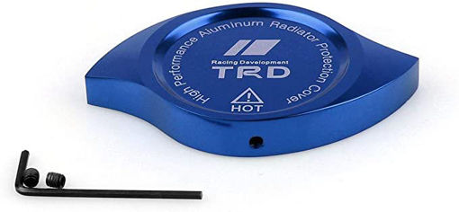 Trd Radiator Protections Cover, Blue Online Shopping