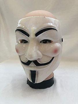 Picture of Vendetta White Face Mask