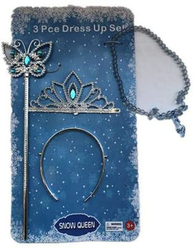Picture of Girl's Cinderella Accessories Set, 3 Pieces