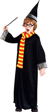Picture of Boy's Harry Potter Costume, Large, 7 - 9 Years