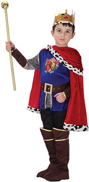 Picture of Boy's Prince Costume, Medium, 4 - 6 Years