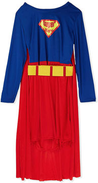 Picture of Women's Superhero Costume, Free Size, Blue & Red