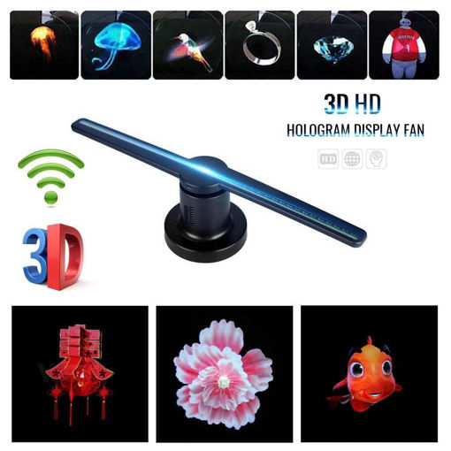 Picture of 5D Hologram Led Fan With Wifi - 42 Inch