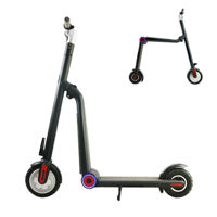 Picture of Crony Electric Kick Scooter Model Q1 Folding Deformation Scooter