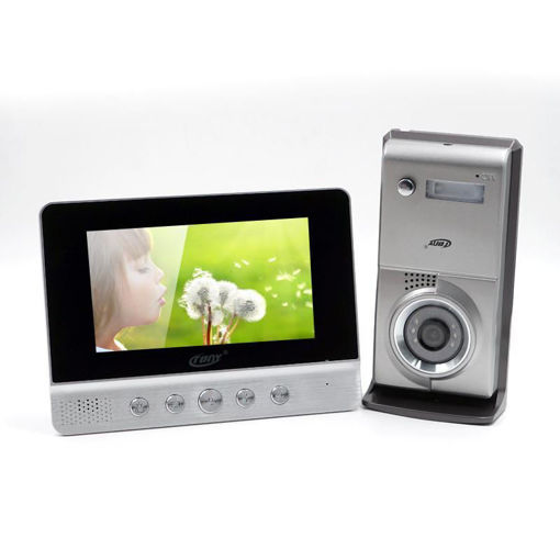 Picture of Crony Video Door Bell Phone -Bv40