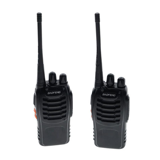 Picture of Bf-888S Walkie Talkies - 2 Pieces