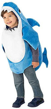 Picture of Kid'S Daddy Shark Costume (1-2 Years)