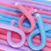 Picture of 10-Pack Twist Foam Hair Rollers Foam Flexible Curling Rods