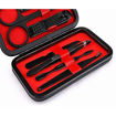 7 Pcs Pocket Size Manicure Pedicure Tool Set Kit Online Shopping