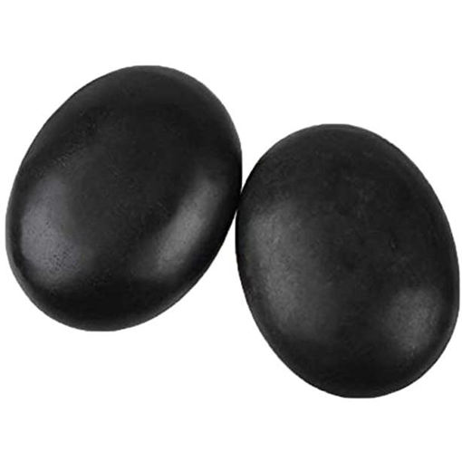 Picture of Rosenice Professional Massage Stones Natural Lava Basalt Hot Stone