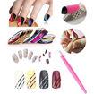 Nail Art Tools Manicure Kit 15Pcs Nail Painting Brush 5Pcs Nail Dot Online Shopping