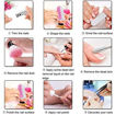 Bundles Of 2,7-In-1 Nail Polish Gel Remover Tools Kit With Nail Brush Online Shopping