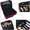 Picture of Bkymc Make-Up Case Beauty Box Cosmetic Bags Professional Brush