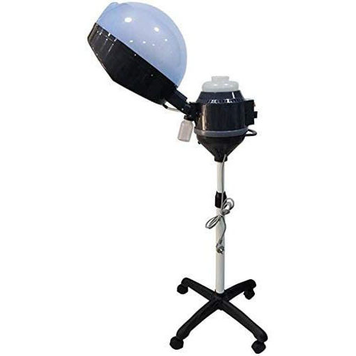 Picture of Hair Dryer Hood Steam Professional Salon Permanent Mobile