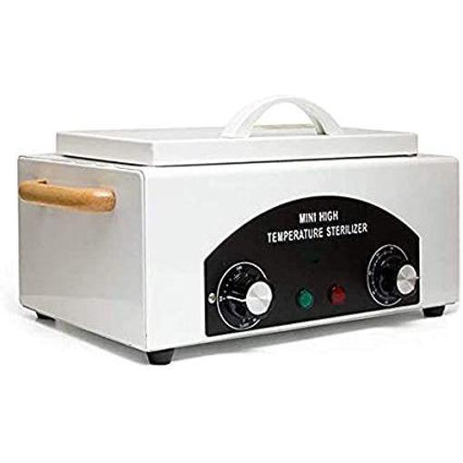 Cocosmart Heat Sterilizer Timer Disinfection Box Manicure Pedicure Online Shopping