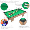 Picture of Portzon Mini Pool Table, Premium Tabletop Billiards Mini Snooker Game