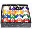 Picture of Pool Table Billiard Ball Set