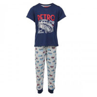 Picture of Joanna Car Themed Boy's Pajama Set