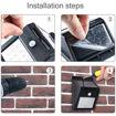 2 X 16 Led Solar Powered Motion Sensor Wall Lights Online Shopping