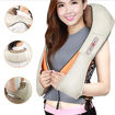 Picture of Upgraded Shiatsu Neck And Back Massager With Heat