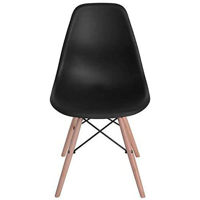 Picture of Vogue Ricov1 Dining Chairs Black - 4 Pieces