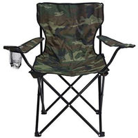 Picture of Outdoor Camouflage Camping Folding Chair