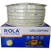 Rola 5730 * 3 180 Waterproof LED White Strip Light With Adaptor Online Shopping