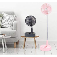 Picture of Portable Telescopic Speaker Fan With And Aroma Fragrance Diffuser