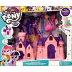 Picture of Kid toy model Gift For My Little Pony Princess Castle With  light