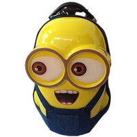 Picture of 3D Minion Hard Shell Trolley Bag, Yellow