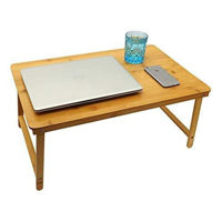 Picture of Yatai Bamboo Multifunction Laptop Desk