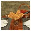 Picture of Yatai Swirly Stylish Metal Wire Bread Basket Bowl