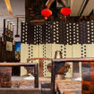 Yatai 4 Panel Foldable Bamboo Wooden Fencing Room Dividers, Multi Colour Online Shopping