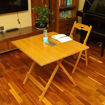Picture of Yatai Square Wooden Folding Table