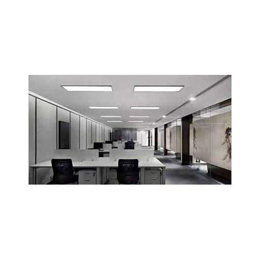 Picture of LED Ceiling Light, 100 Watt - White, 60x60