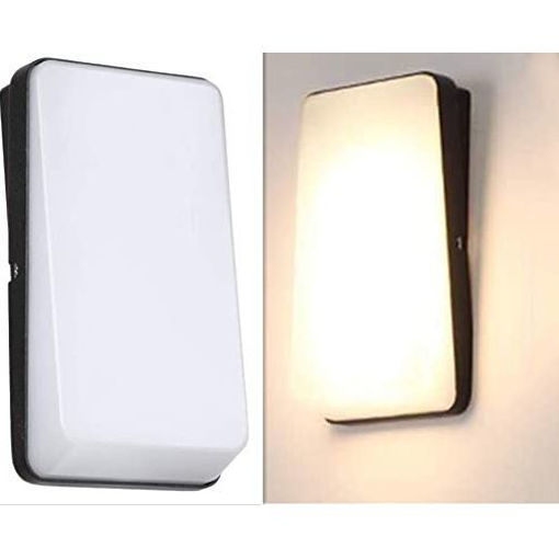 Picture of LED Wall Light, Modern Waterproof Outdoor and Indoor Wall Lamp,3000K