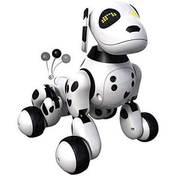 Picture of Spin Master Zoomer Pet Dalmatian 2.0, White ,6024210
