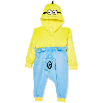 Picture of Minion Onesie Costume, BAS01