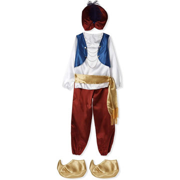 Picture of Boy's Arabian Costume, BB0141