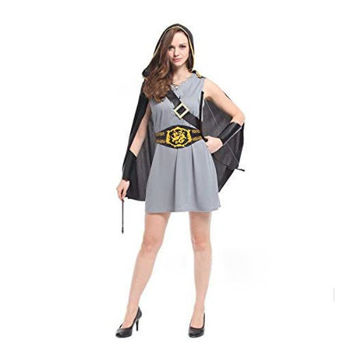Picture of Huntress Ms. Hooded Arrow Adult Costume (Women: M)