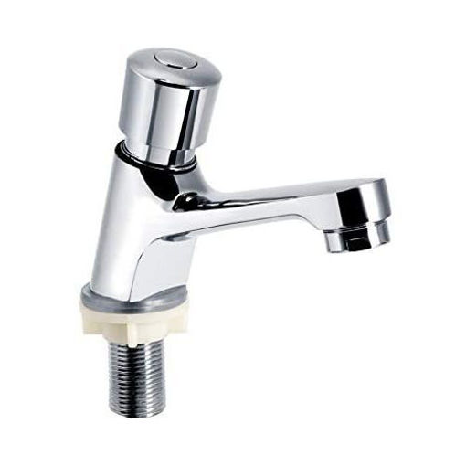 Picture of Nologo Boyuanweiye Bathroom Automatic Chrome Faucet