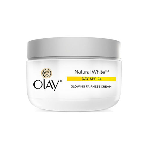 Natural White Glowing Fairness Cream SPF24 50g Online Shopping