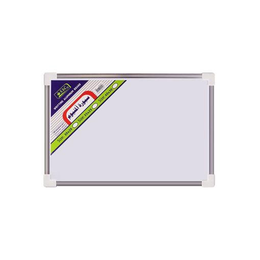 Aluminum Framed Magnetic Board,35x25 cm White/Grey Online Shopping