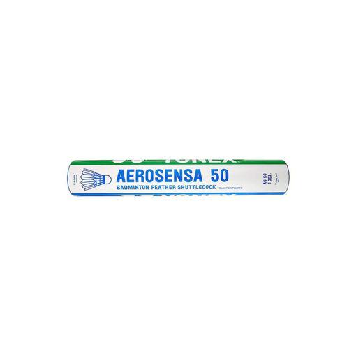12-Piece Aerosensa 50 Shuttlecock 16 x 4 x 4cm Online Shopping
