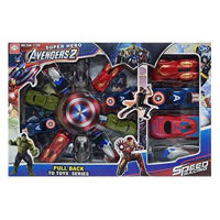 Picture of Avengers Super Hero Cars Set of 14pcs